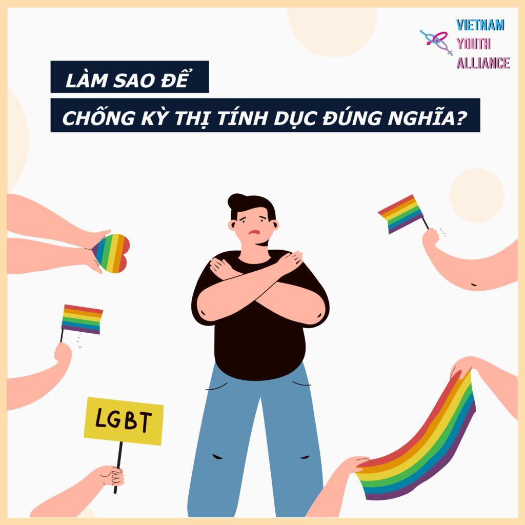 Làm sao để chống kỳ thị LGBT đúng nghĩa?