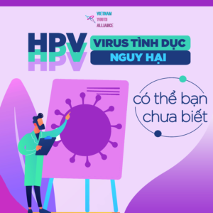 HPV: Virus tình dục nguy hại có thể bạn chưa biết