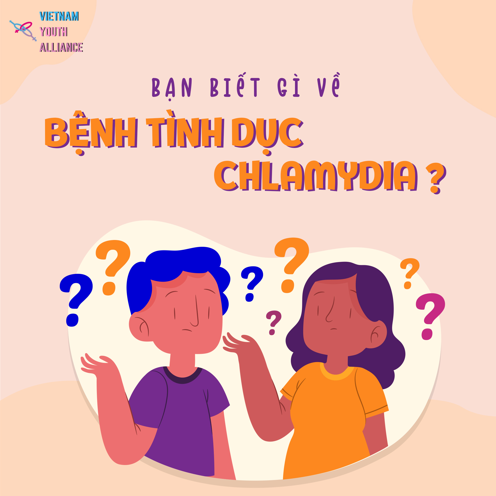 Bạn biết gì về bệnh tình dục Chlamydia?